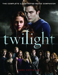 Twilight: The Complete Illustrated Movie Companion a caress of twilight