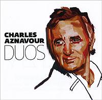Шарль Азнавур Charles Aznavour. Duos (2 CD)