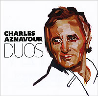 Шарль Азнавур Charles Aznavour. Duos (2 CD) charles aznavour strasbourg