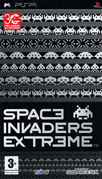 Space Invaders Extreme (PSP) space invaders extreme psp