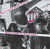 Cabaret Voltaire Cabaret Voltaire The Voice Of America