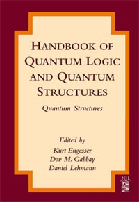 Handbook of Quantum Logic and Quantum Structures: Quantum Structures купить