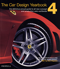 The Car Design Yearbook 4: The Definitive Annual Guide to All New Concept and Production Cars Worldwide new 1pair car left