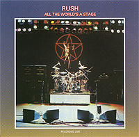 Rush Rush. All The World's A Stage rush beyond the lighted stage blu ray