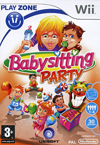 Babysitting Party (Wii), Visual Impact