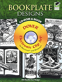 Bookplate Designs (+ CD-ROM) a craft to graft