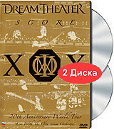 Dream Theater - Score (2 DVD) duncan bruce the dream cafe lessons in the art of radical innovation