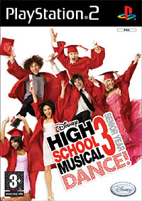 High School Musical 3: Senior Year Dance! (PS2)