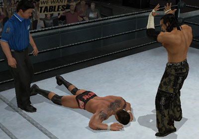WWE SmackDown vs.  Raw 2009 (Wii) Yuke's Media Creations