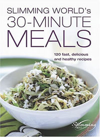Slimming World's 30-Minute Meals: 120 Fast, Delicious and Healthy Recipes everyday italian 125 simple and delicious recipes