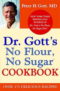 Dr. Gott's No Flour, No Sugar(TM) Cookbook фартук printio no diet