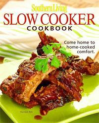 Southern Living Slow Cooker Cookbook новая вода b130