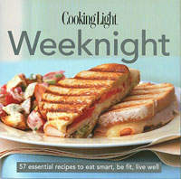 Cooking Light Weeknight cooking well prostate health