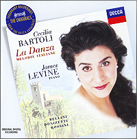 все цены на Чечилия Бартоли,Джеймс Левайн Cecilia Bartoli, James Levine. An Italian Songbook. Original Digital Recording