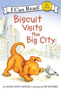 Biscuit Visits the Big City цены онлайн