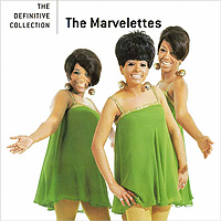 The Marvelettes The Marvelettes. The Definitive Collection. Motown 50th Anniversary powers the definitive hardcover collection vol 7