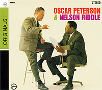 Оскар Питерсон,Нельсон Риддл Oscar Peterson & Nelson Riddle. Oscar Peterson & Nelson Riddle oscar peterson oscar peterson night train 180 gr