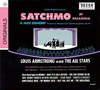 Луи Армстронг,Джек Тигарден,Барни Леон Олбэни Бигард,Кози Коул Louis Armstrong And The All Stars. Satchmo At Pasadena no stars at the circus