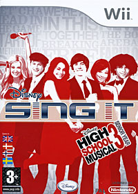 Sing It: High School Musical 3: Senior Year (Wii)