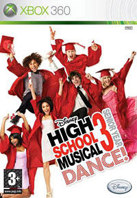 High School Musical 3: Senior Year Dance! (Xbox 360), Avalanche Software