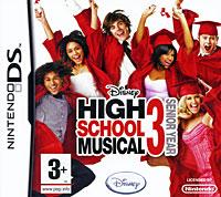 Griptonite Games High School Musical 3: Senior Year (DS)