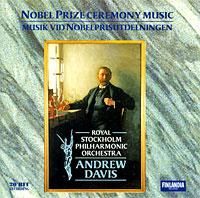 Эндрю Дэвис,Royal Stockholm Philharmonic Orchestra Andrew Davis. Nobel Prize Ceremony Music сумка printio nobel prize