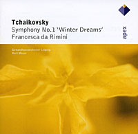 Kurt Masur. Tchaikovsky. Symphony No. 1 / Francesca Da Rimini