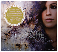 Аланис Мориссетт Alanis Morissette. Flavors Of Entanglement. Deluxe Edition (2 CD) evanescence – synthesis deluxe edition cd dvd