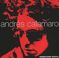 Андрес Каламаро Andres Calamaro. Honestidad Brutal (2 CD) майка print bar brutal