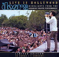 The Doors. Live In Hollywood. Limited Edition
