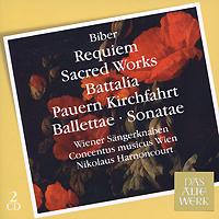 Das Alte Werk. Biber (2 CD)