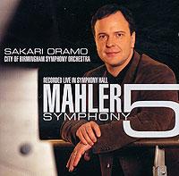 Zakazat.ru Sakari Oramo. Mahler. Symphony No. 5