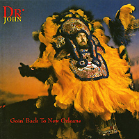 Доктор Джон Dr. John. Goin' Back To New Orleans willie roaf autographed hand signed new orleans saints 8x10 photo