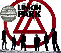 """Linkin Park"" Linkin Park. Minutes To Midnight (ECD)"