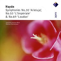 Nikolaus Harnoncourt. Haydn. Symphonies николаус арнонкур nikolaus harnoncourt strauss ii waltzer polkas and marches