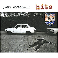 Джони Митчелл Joni Mitchell. Hits стоимость