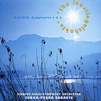 Jukka-Pekka Saraste. Nielsen. Symphonies 4 & 5