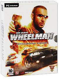 Вин Дизель: Wheelman. Коллекционное издание авто рынок в костанае дизель