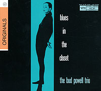 Bud Powell Trio,Бад Пауэлл,Рэй Браун,Оси Джонсон The Bud Powell Trio. Blues In The Closet the ramsey lewis trio the ramsey lewis trio in person vol 2 1965 67