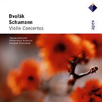 Dvorak / Schumann. Violin Concertos