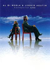 Al Di Meola & Leonid Agutin: Cosmopolitan Live yes live at montreux 2003 blu ray