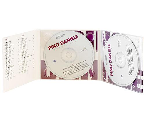 Pino Daniele.  Antologia (2 CD) Venus,Концерн
