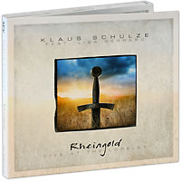 Клаус Шульце,Лайза Джеррард Klaus Schulze, Lisa Gerrard. Rheingold. Live At The Loreley (2 CD) dead can dance dead can dance spiritchaser 2 lp