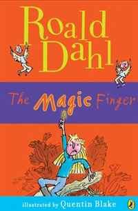 The Magic Finger the boy next door