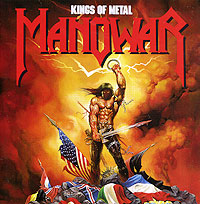 Manowar Manowar. Kings Of Metal manowar manowar best of manowar the hell of steel