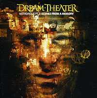 Dream Theater Dream Theater. Scenes From A Memory dream a dream 4 пр мишутка розовое
