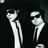 The Blues Brothers Band The Blues Brothers. The Very Best Of The Blues Brothers лонгслив printio the blues brothers