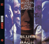 The Modern Jazz Quartet. Blues On Bach