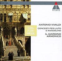 Das Alte Werk. Antonio Vivaldi. Concerti Per Liuto E Mandolino das alte dresden