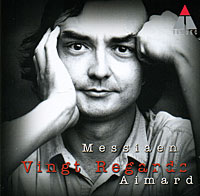 Pierre-Laurent Aimard. Messiaen. Vingt Regards (2 CD)